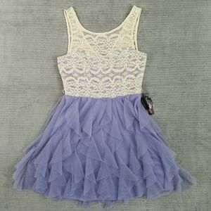 3/$30 NWT Lace and Tulle Easter Dress SZ 9